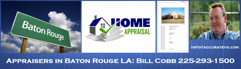 Appraisers In Baton Rouge Louisiana