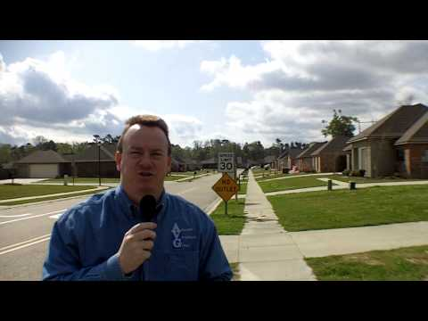 Baton Rouge Real Estate Buzz: Central's Amber Lakes Drive March 2010 Housing Report