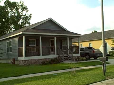 Baton Rouge Real Estate Steel Homes May 2010 Follow Up