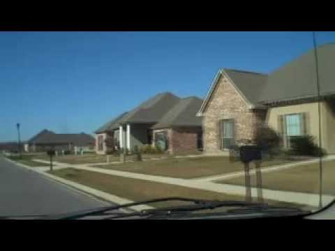 West Baton Rouge FHA Appraisers Video Sugar Mill Plantation Subdivision
