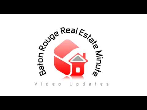 Baton Rouge Real Estate Minute Video: Perkins Village 2010 Update