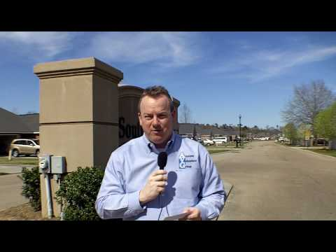Baton Rouge Real Estate Buzz: Denham Springs South Point 2010 Buzz