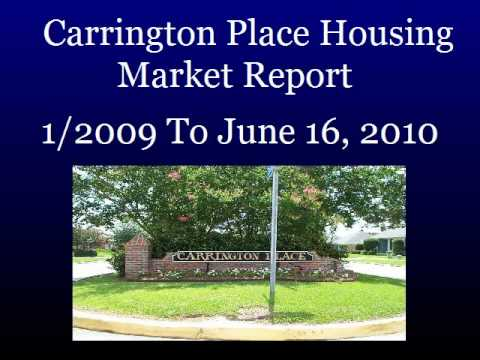 Baton Rouge Real Estate Buzz: Carrington Place June 2010
