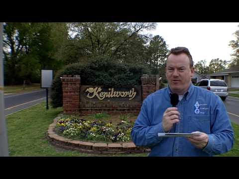 Kenilworth Subdivision Report In Baton Rouge