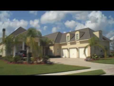 Baton Rouge Real Estate Drive Thru Video Tours Of Lexington Estates