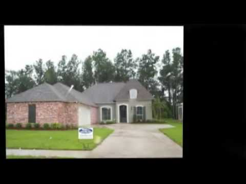 Baton Rouge Real Estate Wisteria Lakes New Homes Subdivision