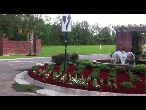 Arbor Walk Subdivision Entrance Video Baton Rouge Real Estate