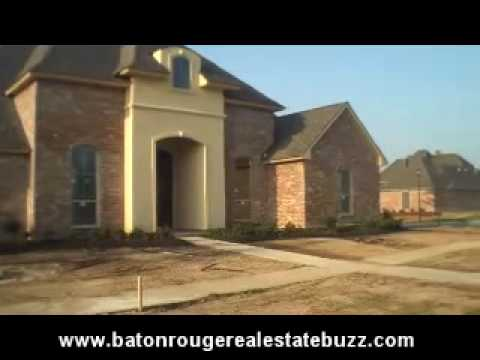 Baton Rouge Real Estate Buzz: Zachary's Audubon Lakes Drive Thru Tour