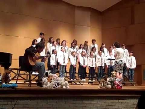 Blackbird - The Greater Baton Rouge Children's Chorus with B