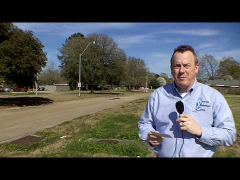 Baton Rouge Real Estate Tube: O'Neal Place Subdivision 2009 2010 Tube Update
