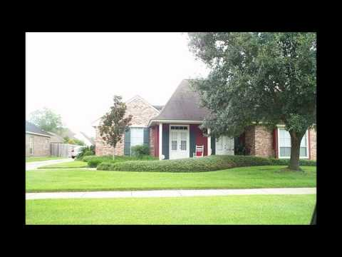 Baton Rouge Real Estate: Oak Hills Crossing Subdivision Tour January 2011