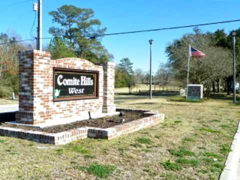 Baton Rouge Real Estate Minute Comite Hills West Subdivision 2010 Housing Update