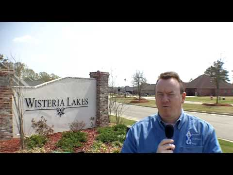 Baton Rouge Real Estate Buzz: Central's Wisteria Lakes March 2010 Housing Report